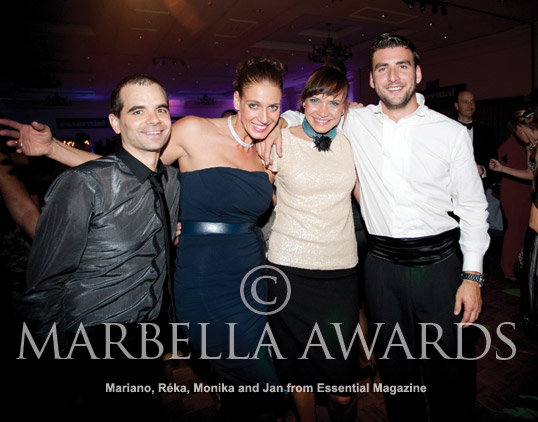 Marbella Awards winners
