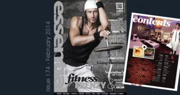 Essential Marbella Magazine, Februaty 2014