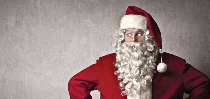 Santa versus the drones