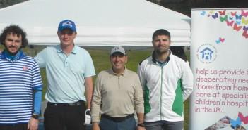 Rhys Daniels Charity Golf