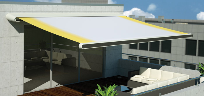 New Markilux Awning System