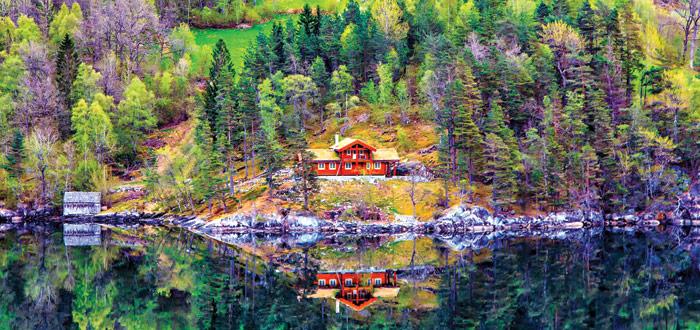 The Natural Wonders of Scandinavia