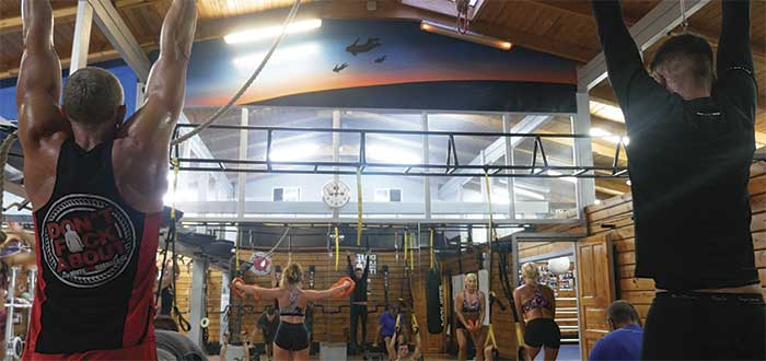 Mike's Gym