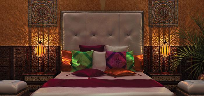 moroccan d cor essential marbella magazine. Black Bedroom Furniture Sets. Home Design Ideas