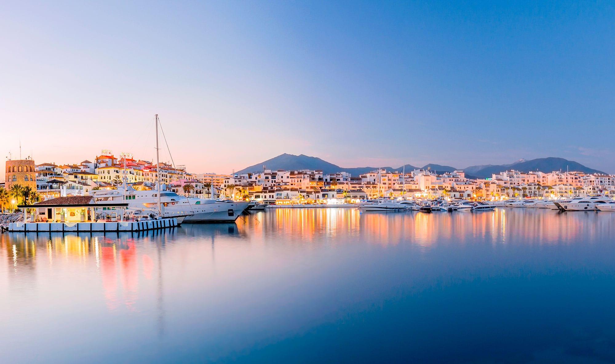 Puerto Banus Area Guide | Nueva Andalucia Tourist Information