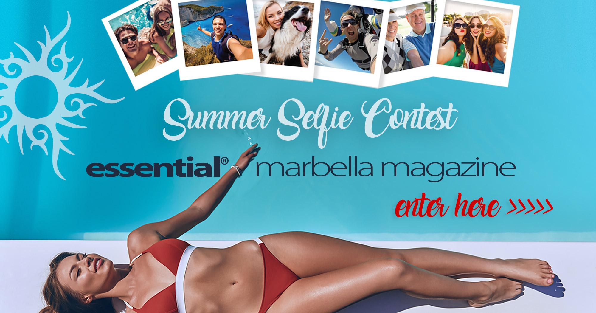 Marbella Essential Selfie Contest