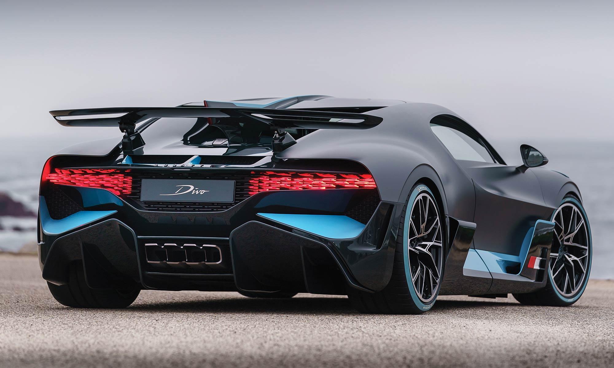 The Bugatti Divo 2019 Car Review