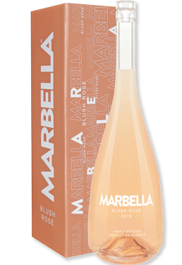 Marbella Blush bottle